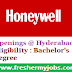 "Walk-in at Honeywell Openings for ""Software Engineers"" @ Hyderabad"