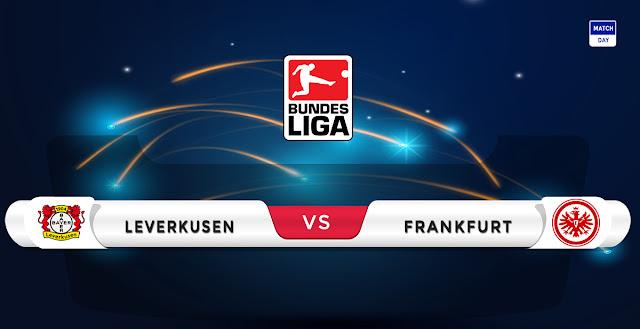 Bayer Leverkusen vs Eintracht Frankfurt Prediction & Match Preview
