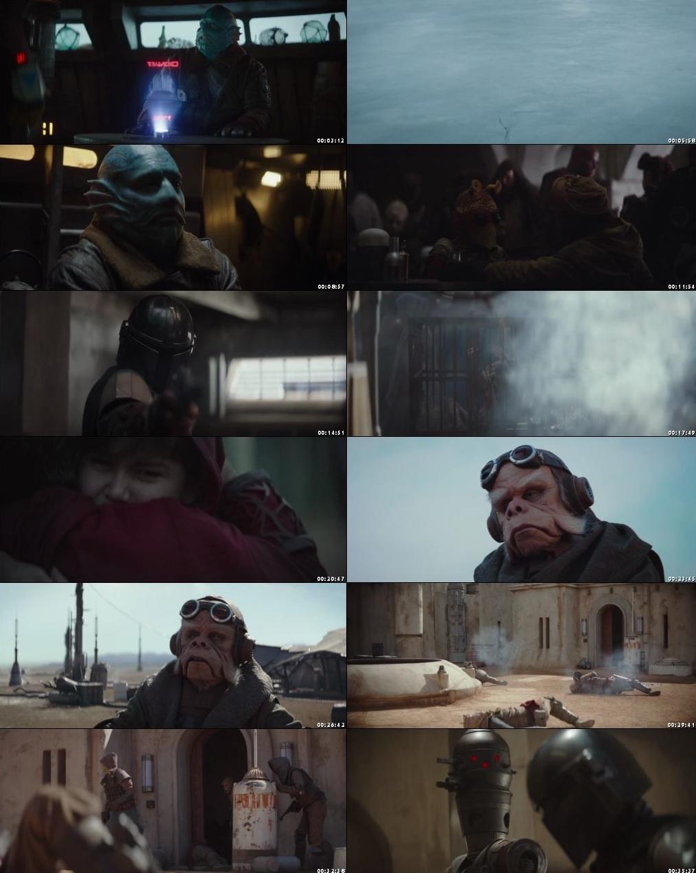 The Mandalorian 2019 Complete S01