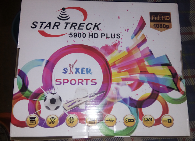 STAR TRACK 5900 HD PLUS 1506LV 1G 8M NEW SOFTWARE 10 MARCH 2021