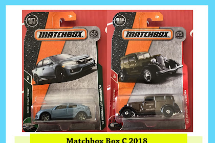 Bocoran Matchbox Box C 2018