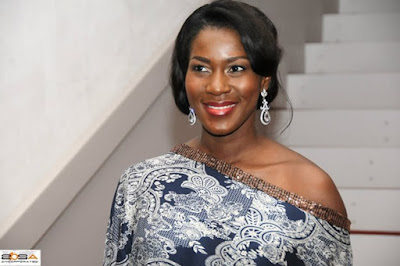 Stephanie Okereke-Linus: now UNFPA ambassador for West and central Africa