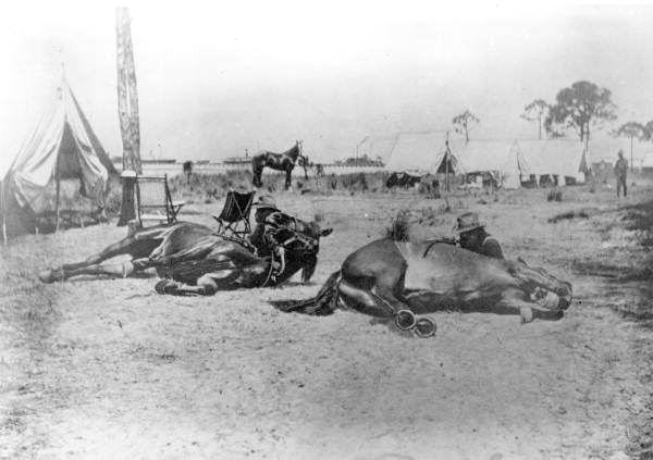 The 1898 Spanish-American War from the Florida Shore ~ Photography News 5
