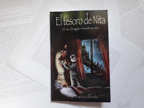 « El tesoro de Nita. El no dragón hambriento» de Jorge García Garrido