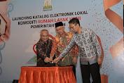Katalog Elektronik Lokal Komoditi Rumah Layak Huni Diluncurkan