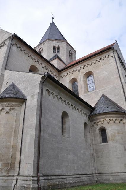 Romański kościół w Königslutter am Elm