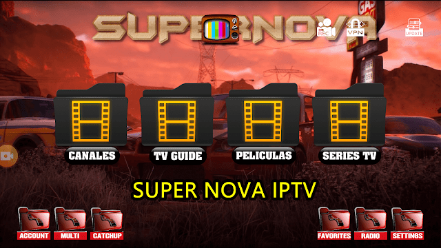 SUPER NOVA IPTV Activation code 2020