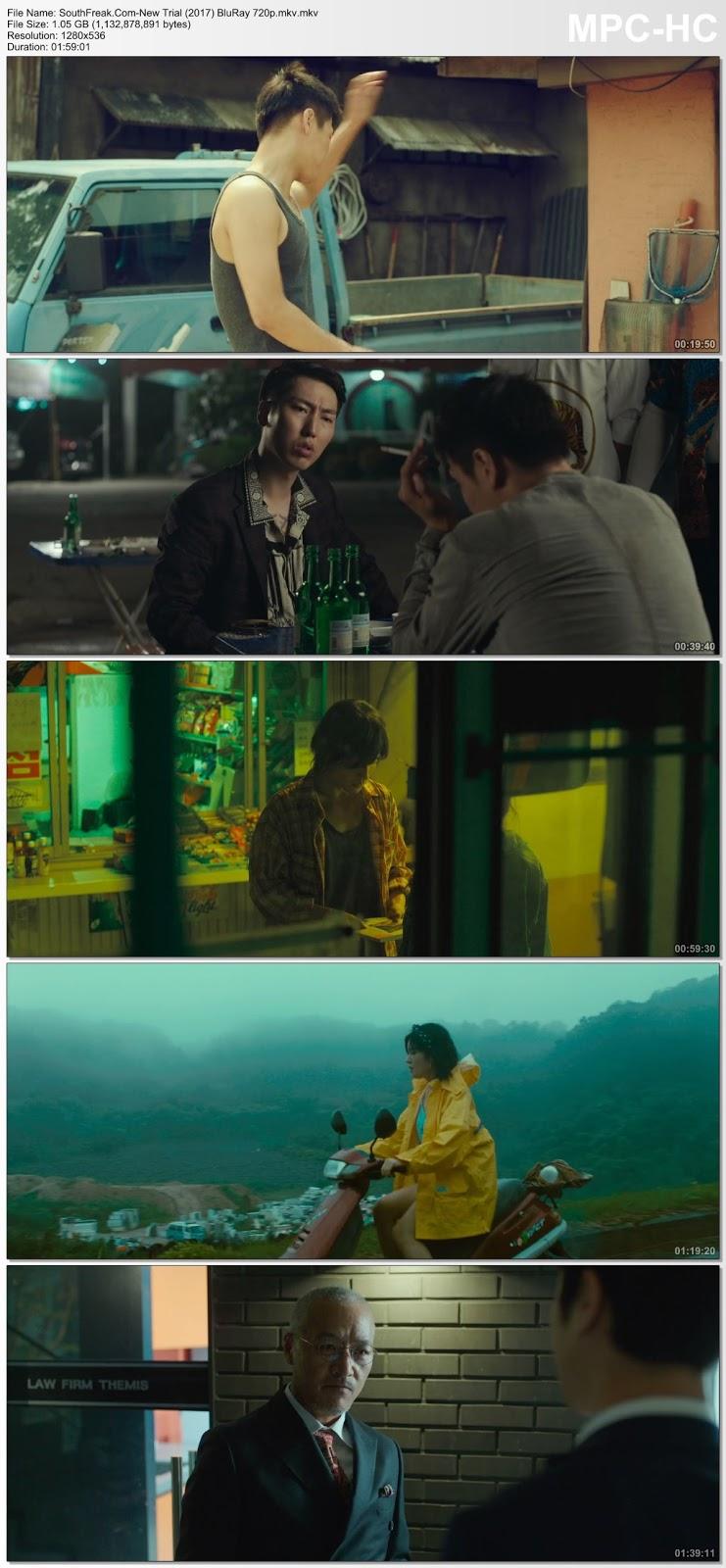 New Trial 2017 Korean 480p BluRay 450MB With Bangla Subtitle