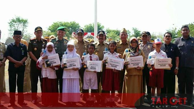 Bupati Haryanto Pimpin Upacara Hari Sumpah Pemuda