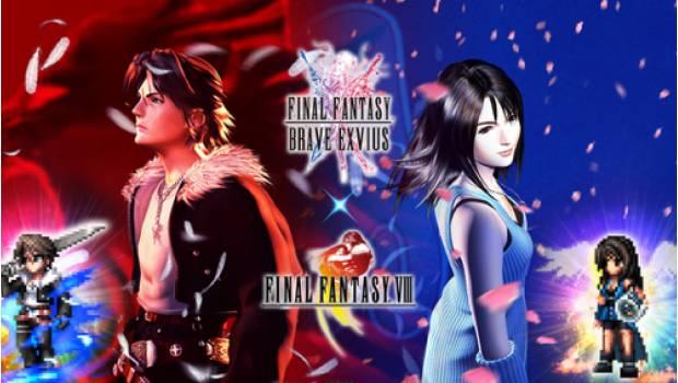 Final Fantasy VIII llega a Final Fantasy Brave Exvius