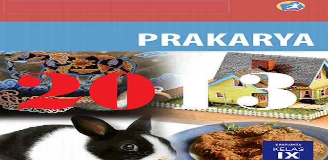 Materi Prakarya Kelas 9 SMP Kurikulum 2013