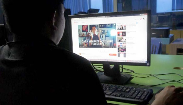 Anggaran Internet Naik, Diduga Digunakan ASN Pemprov Nonton Youtube dan Film Korea