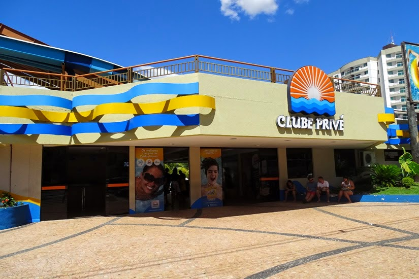 Clube Privê - Caldas Novas - Goiás