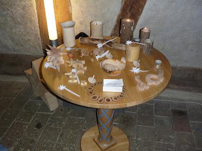 Ausstellung Drechseln Holz einzigartig