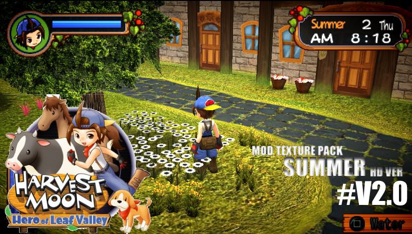 Download Mod Texture Pack Season [Summer HD Ver v2 0] HM