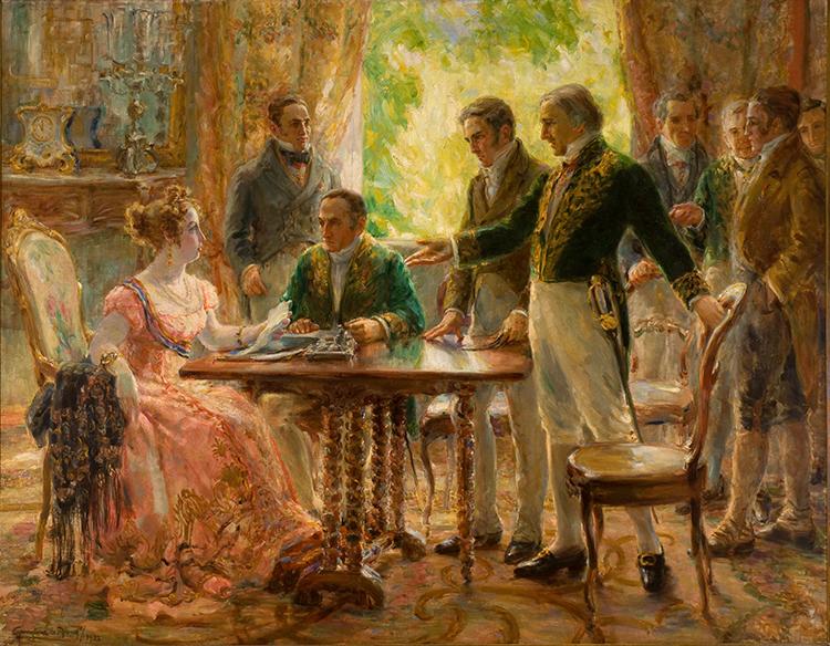 Leopoldina: Independência e Morte