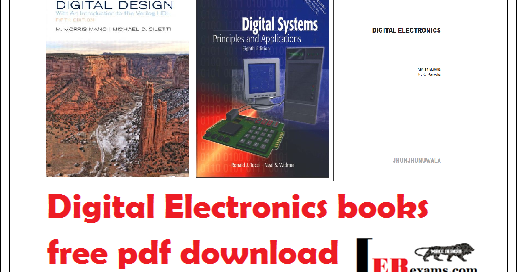 Digital Electronics Books Free Pdf Download Engineering