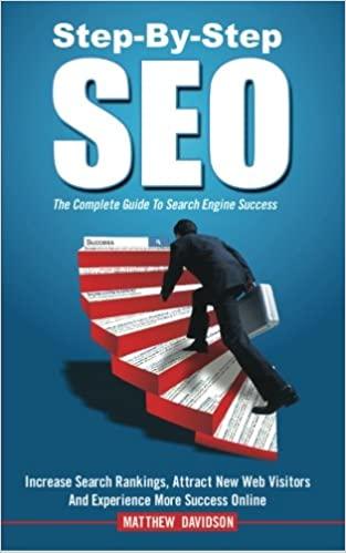Download Step-By-Step SEO Ebook