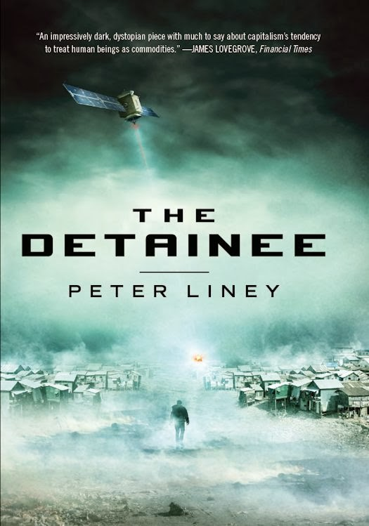 Review: The Detainee by Peter Liney