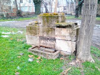 Old, Drinking Fountain, Yambol,