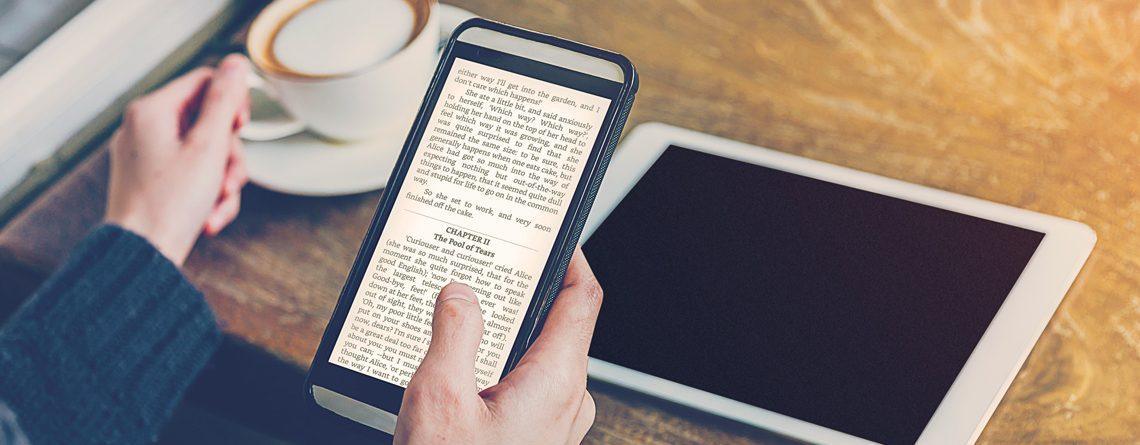 Pesquisa Mundi: 5 aplicativos para ler livros no celular