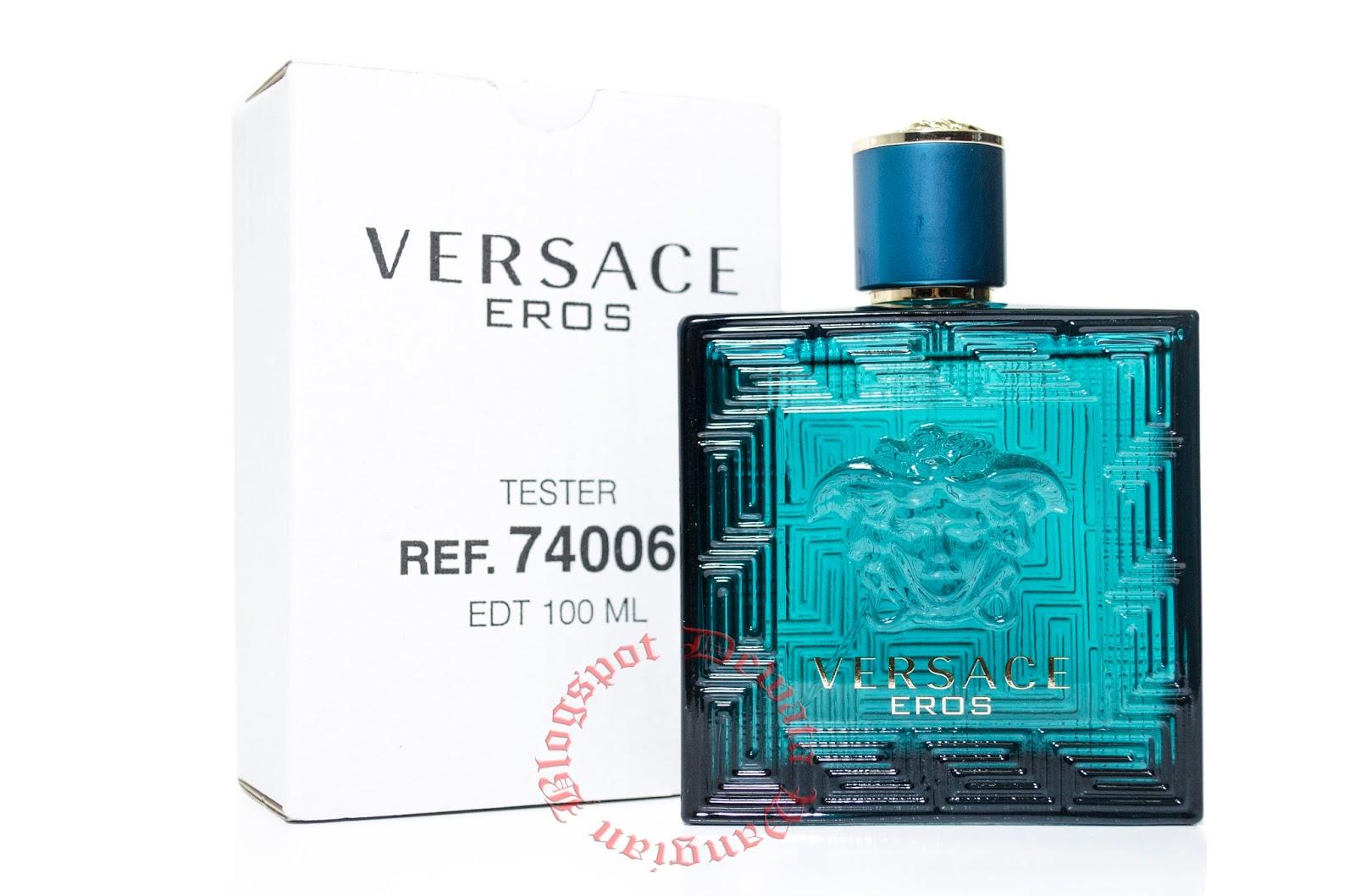 Wangianperfume Cosmetic Original Terbaik Versace Eros Tester Perfume