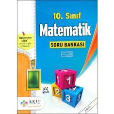 Ekip Yayınları 10.Sınıf Matematik Soru Bankası