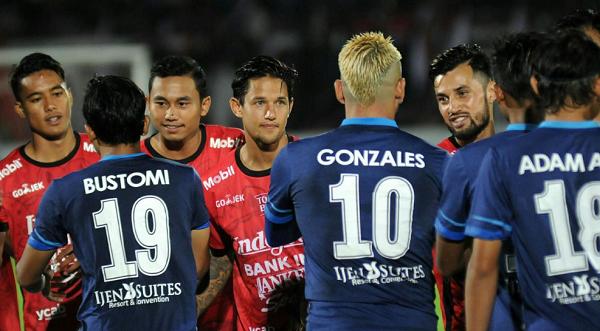 Arema FC Akui Bali United Layak Menang Besar