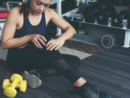 Faites ces exercices pour soulager une crampe