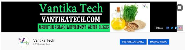 Vantika Tech - YouTube