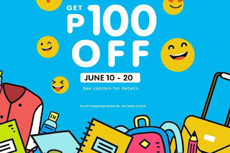 Get P100 OFF at The SM Store Urdaneta