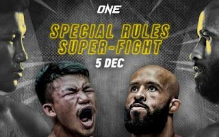 HUT ke 10, ONE Championship tampilkan petarung MMA vs Muay Thai