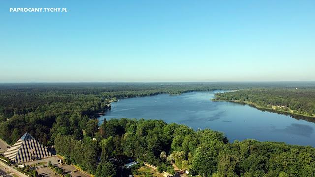 Jezioro Paprocańskie w Tychach