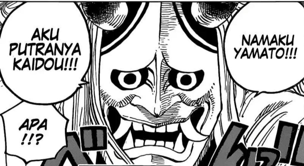 Manga One Piece Chapter 984 Alasan Mengapa Yamato Berkhianat Animelegacy