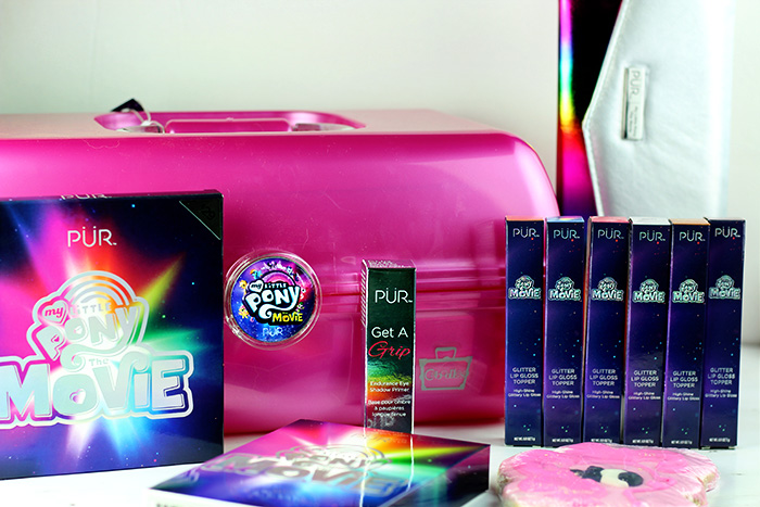 My Little Pony: The Movie collection from PUR cosmetics