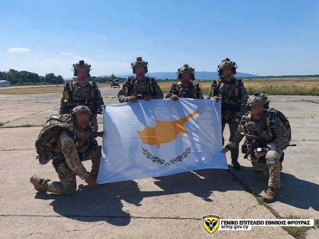 Συμμετοχή Εθνικής Φρουράς στην Τριμερή Άσκηση «FALCON - 2021» (ΦΩΤΟ)