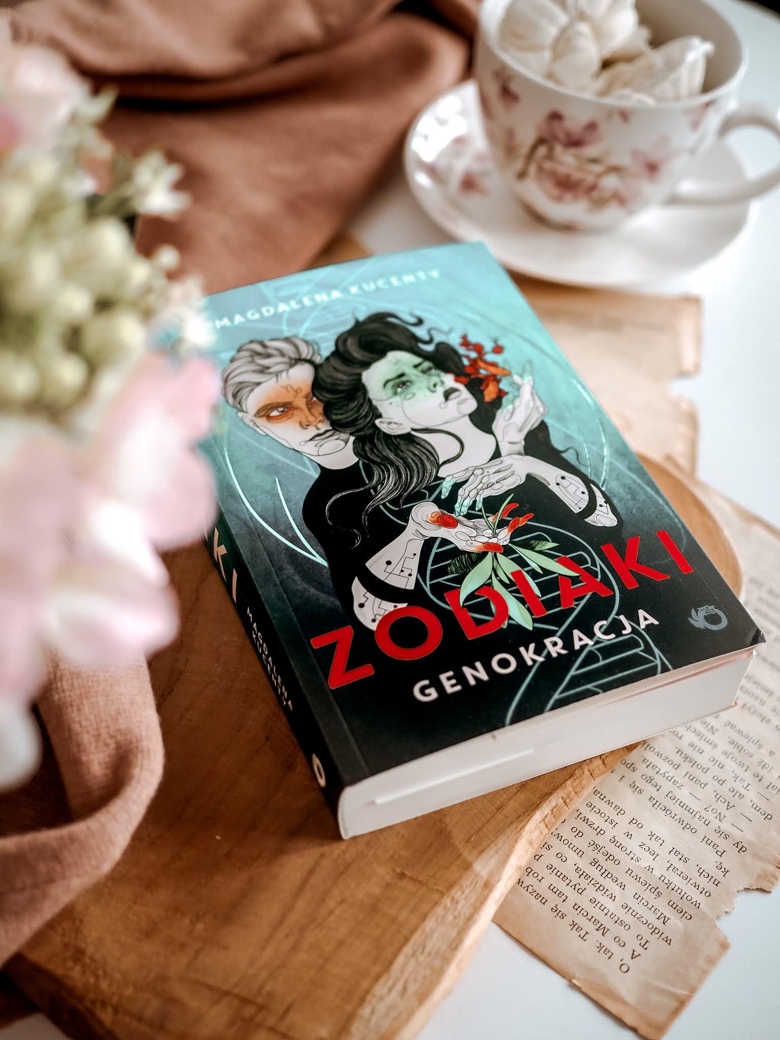 Zodiaki. Genokracja – Magdalena Kucenty