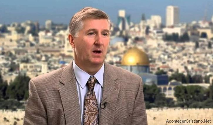 Pastor Mark Hitchcock, experto en profecía bíblica.