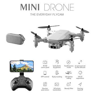 Spesifikasi Drone LSRC LS-MIN Mini - OmahDrones