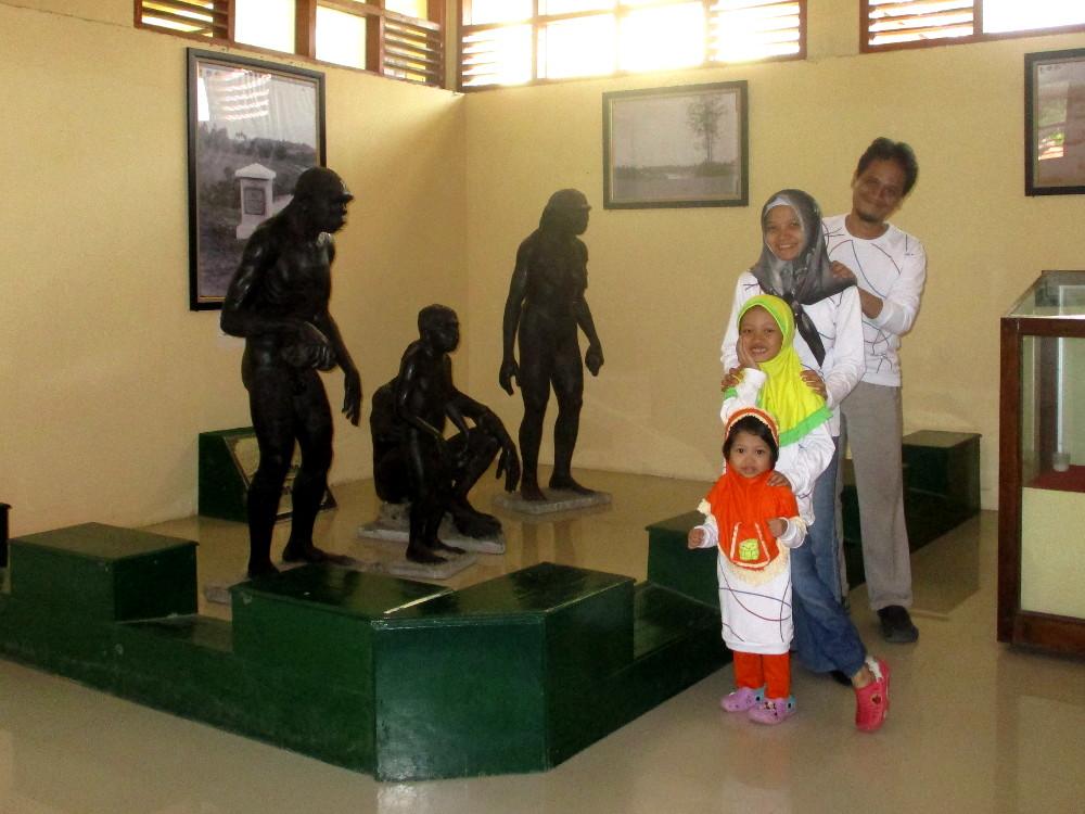 Koleksi Museum Trinil Ngawi