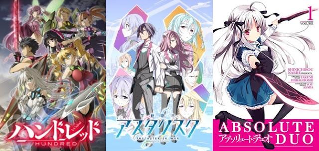 rekomendasi anime harem ecchi terbaik terbaru 2018