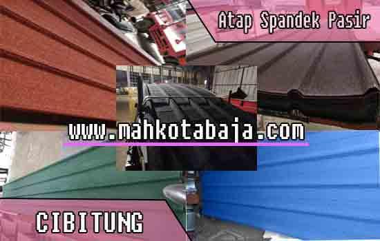harga atap spandek pasir Cibitung