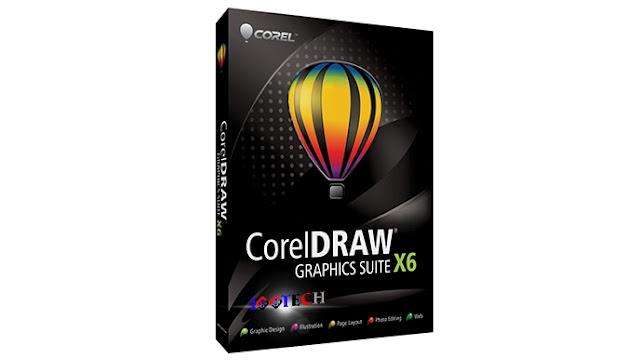 تحميل برنامج كوريل درو CorelDRAW X6 كامل مع التفعيل