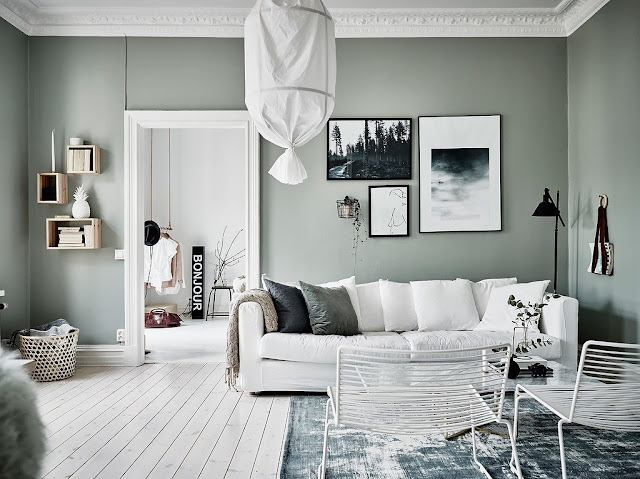 Green Pear Diaries, interiorismo, salones, living room, interior design
