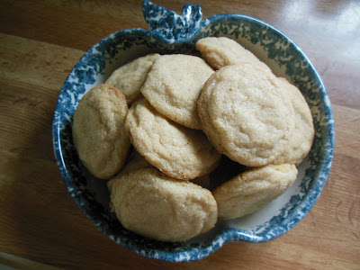 Whole Grain Quick and Easy Sugar Cookies.