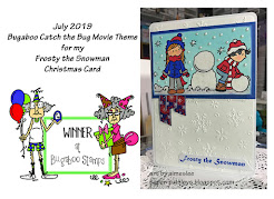 July 2019 Bugaboo Catch the Bug Movie Theme Winner