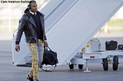 cam newton fashion
