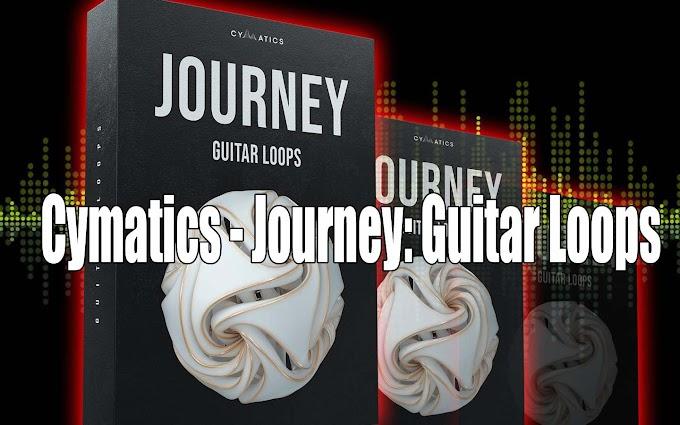 Cymatics - Journey ( Guitar Loops)