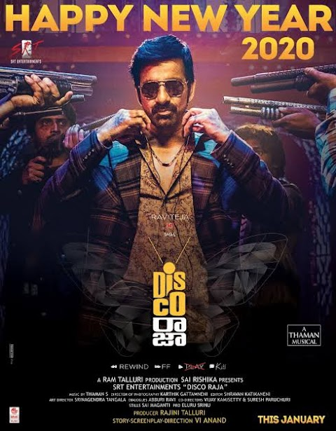 Disco Raja (2021) Hindi Dubbed Movie Review: A Movie That You Shouldn't Miss