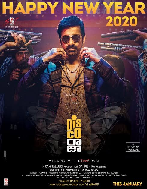 Disco Raja (2021) Hindi Dubbed Movie Download